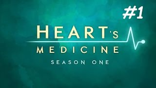 Heart's Medicine: Season One, Episode 1: Diagnosis, Shift 1 - 5 (#1) (Let's Play / Gameplay)