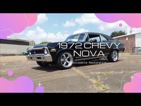 1972 Chevrolet Nova (CC-1414362) for sale in Jackson, Mississippi