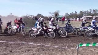 preview picture of video 'Endurocross Federacion 2013'