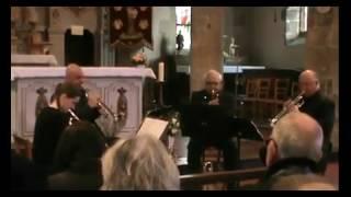André Telman, Quatuor de trompette