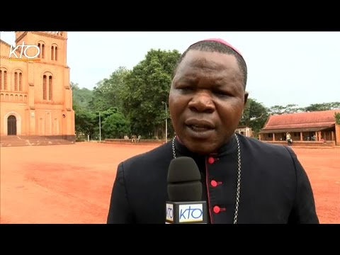 Parole d'Afrique - Mgr Nzapalainga, Bangui