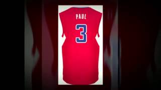 Top 15 best selling NBA Jerseys 2013