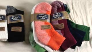 Maggies Organics Sport Socks