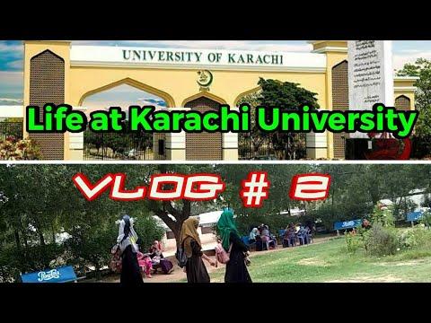 , title : 'Vlog #2 | Life at Karachi University'