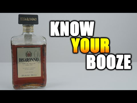 AMARETTO - KNOW YOUR BOOZE