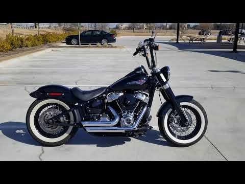 2020 Harley-Davidson® Softail Slim®  FLSL