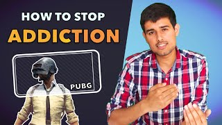 Science of PUBG Addiction: How to Stop Playing?   Analysis by Dhruv Rathee