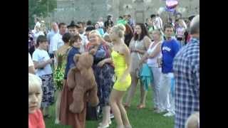 Ивангород отпраздновал 521-й день рождения