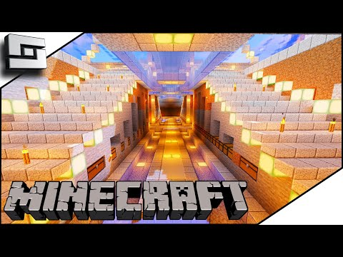 Beginning To Build Our Automated Storage Room In Minecraft! Sl1pg8r's Minecraft Let's Play E12