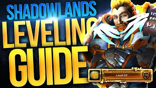 WoW Shadowlands 50-60 Leveling GUIDE! The Tips & Tricks You Should Know!