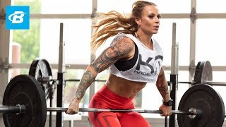 Fat-Burning Legs and Abs Workout | Ashley Horner