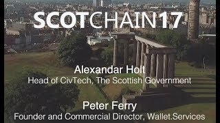 MBN Solutions: ScotChain17 - Driving Blockchain Innovation in Government Services