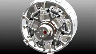 New Split Cycle Engine Concept: The Doyle Rotary Engine