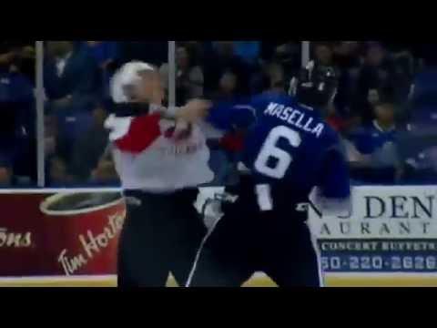 Jeremy Masella vs. Brad Morrison