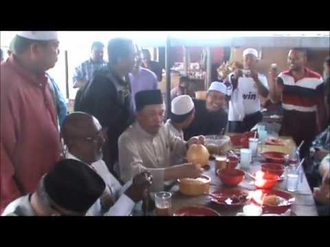 Video Sekitar Solat Jumaat DS Anwar Di Masjid Subang