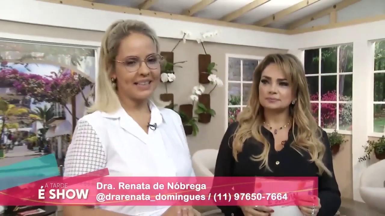 Momento Saúde I Shots Saudáveis 17/10/2019 com Dra Renata de Nóbrega