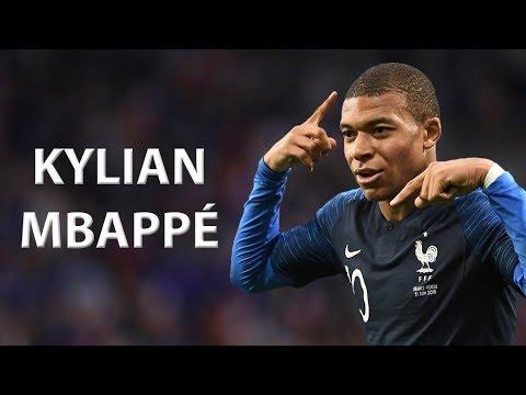 Kylian Mbappé - Overall 2017/18