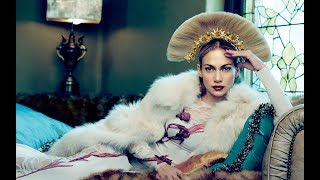 Jennifer Lopez, Bad Bunny, Anuel Aa, Ozuna, Canserbero - Te Guste