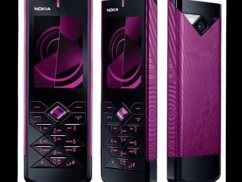 Video Tipe handphone nokia dari pertama kali pembuatan sampai dengan 2009