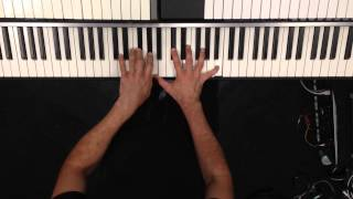All the Things You Are - Solo Piano Arrangement (lesson)