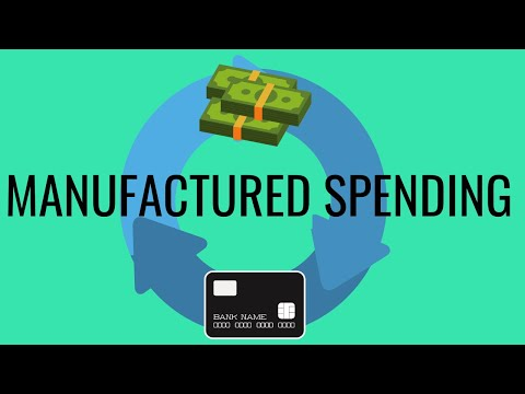 MANUFACTURED SPENDING (2020)