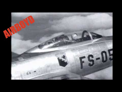 Republic F-84 Thunderjet Mp3