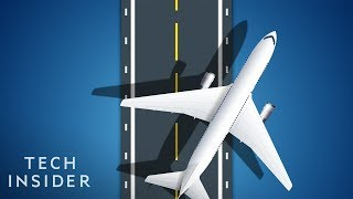 How Planes Land Sideways In High Winds