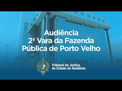 Audiência 2ª Vara da Fazenda Pública, sobre o fechamento do comércio de Porto Velho - Gente de Opinião
