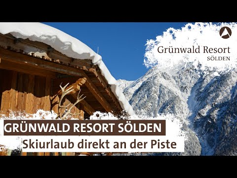 Grünwald Resort Sölden Video Thumbnail