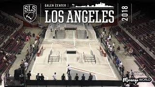 SLS LOS ANGELES!