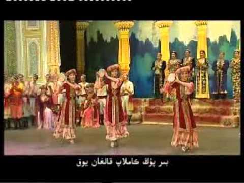 Güzel Uygurca türküler ve danslar :: Nice Uyghur folk songs and dances