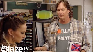 Home School Protest: Kevin Sorbo Fights PC Culture, Part 2