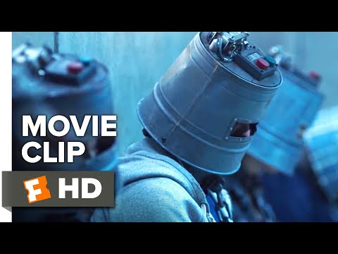 Jigsaw Movie Clip - Bucket Heads (2017) | Movieclips Coming Soon