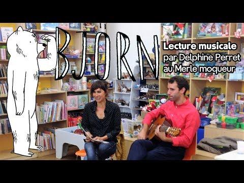 Vidéo de Delphine Perret
