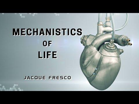 Jacque Fresco - Mechanistics of Life (1980)