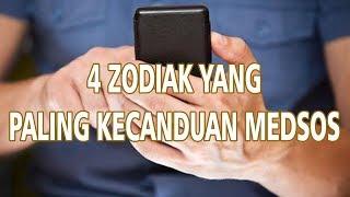 4 Zodiak ini Paling Kecanduan Media Sosial