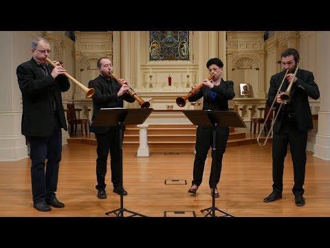 Heinrich Isaac: Palle Palle, Voices of Music (Leonardo da Vinci: a Musical Odyssey) 4K
