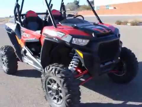 2017 Polaris RZR XP Turbo EPS in Kingman, Arizona