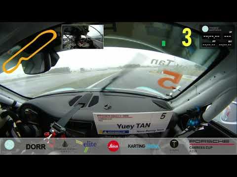 Fuji Speedway WET Qualifying