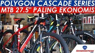 Polygon Sepeda Gunung 27.5 Cascade 4 - GRATIS ONGKIR & PERAKITAN
