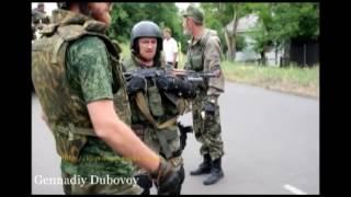 Убит Моторола Вся видео инфа первых часов следствия 17 октября