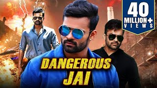 Dangerous Jai (2019) Telugu Hindi Dubbed Full Movie   Sai Dharam Tej, Mehreen Pirzada, Prasanna
