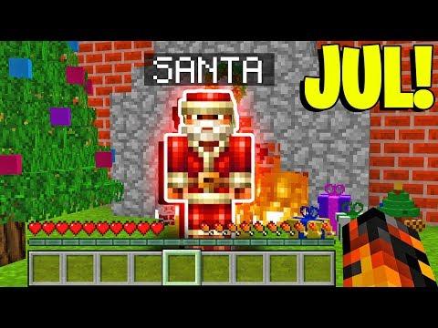 ARBEJDER FOR JULEMANDEN!? Dansk Minecraft
