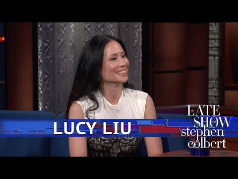 Lucy Liu Has Been Playing Accordion Under An Alias