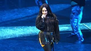 """Demi Lovato: """"Solo""""   The O2 London   25th June 2018"""