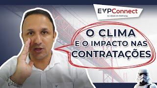 O clima em Portugal e o impacto nas contratações.