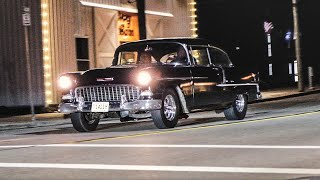 Papaw's '55 Chevy Hits Pavement For First Time in 40 Years