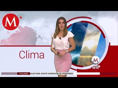 El clima para hoy 21 de marzo 2018 con Marilú Kaufman