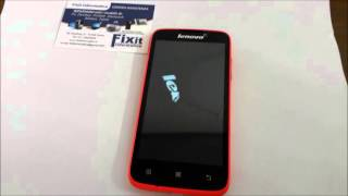 Hard Reset Telefono Cinese - China Phone - ( Lenovo A516 )
