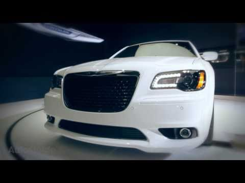 2012 Chrysler 300C SRT8 Review New York 2011